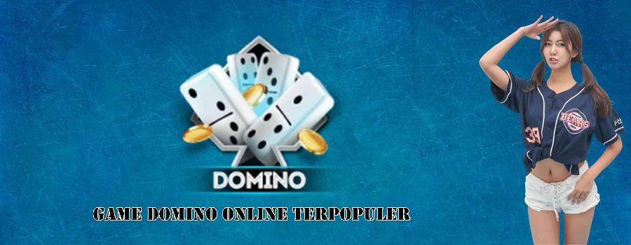 Game Domino Online Terpopuler