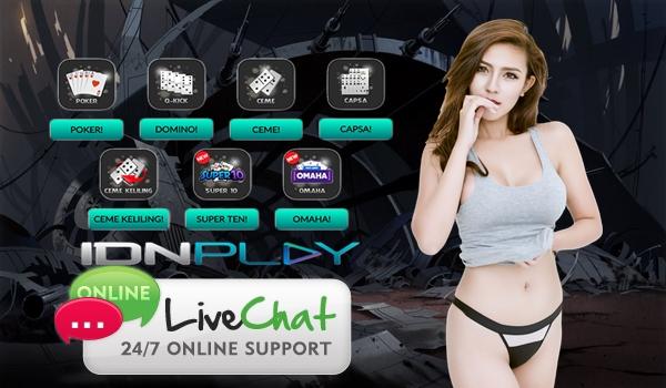 Melakukan Pendaftaran Poker Online Dan Jenis Permainannya