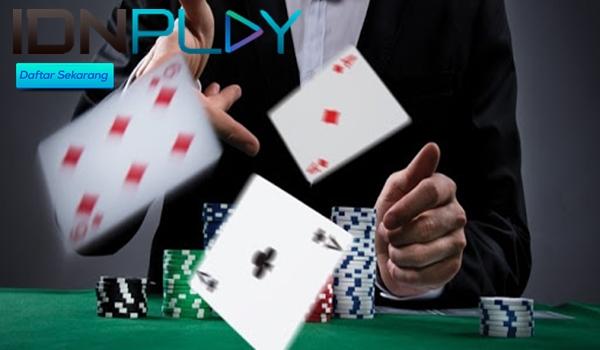 Kenikmatan Bermain Poker di IDN Poker Online